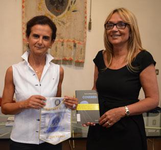 """14 luglio: Il libro """"Covered"""" di Rossana Balduzzi Gastini"""