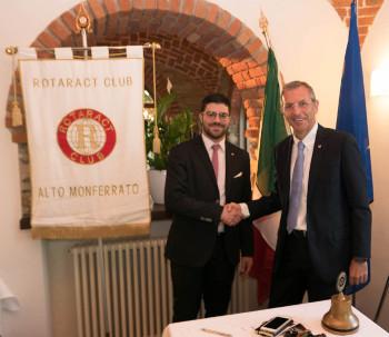 Il Rotary incontra i giovani del Rotaract: 19 luglio 2016