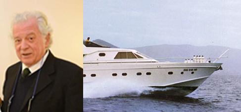 """11 febbraio: Aldo Cichero """"50 anni di barche"""""""