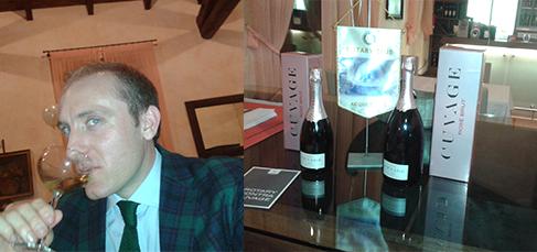 18 febbraio: Stefano Ricagno presenta il Cuvage Rosè