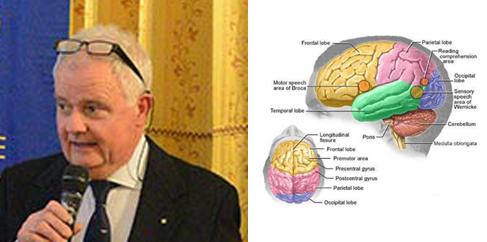 """25 marzo: Emilio Ursino """"Che cosa è la Neurologia?"""""""