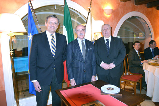 27 gennaio: Roberto Adinolfi e la sfida dell'energia