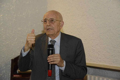 4 maggio: Interclub con Sabino Cassese