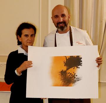 """17 novembre: a """"I Due Buoi"""" con lo chef Andrea Ribaldone"""