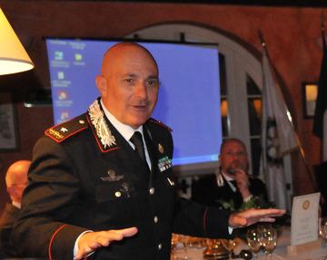19 aprile: Gino Micale L'Arma contro la criminalità