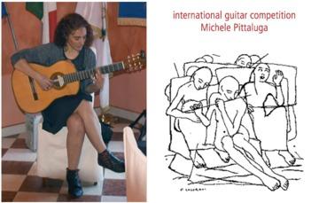 7 giugno: Badi Assad e il  Concorso di chitarra classica