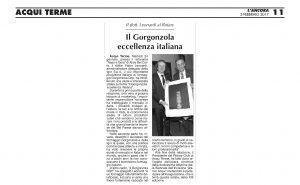 LANCORA 5 febbraio 2017 - Il Gorgonzola